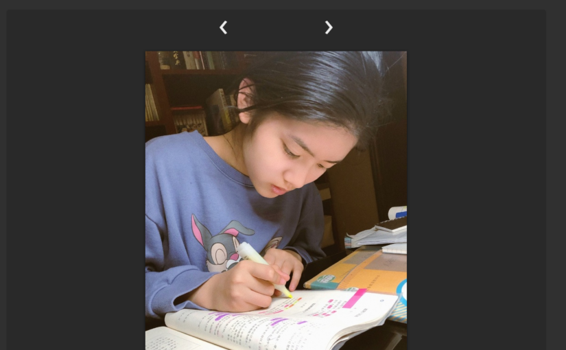 piwigo把图片页的图片换成原图